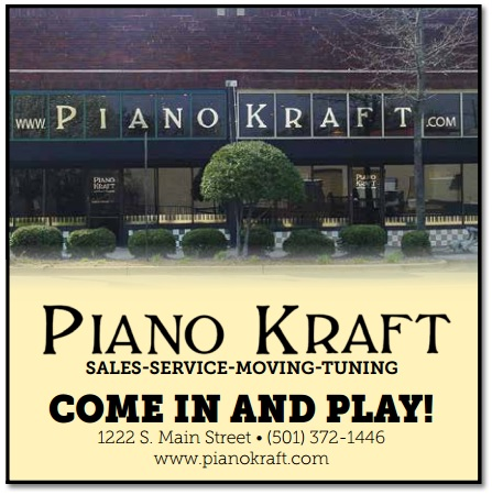 Piano Kraft - Piano Sales, Service, Moving & Tuning