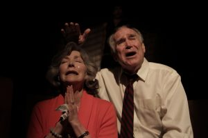 Rosemary Alexander and Newell Alexander in Southern Baptist Sissies