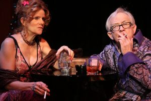 Dale Dickey and Leslie Jordan in Southern Baptist Sissies