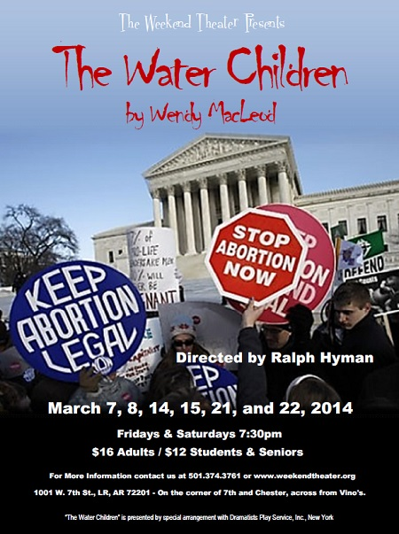 The Water Children at The Weekend Theater