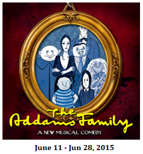 The Addams Family at TWT