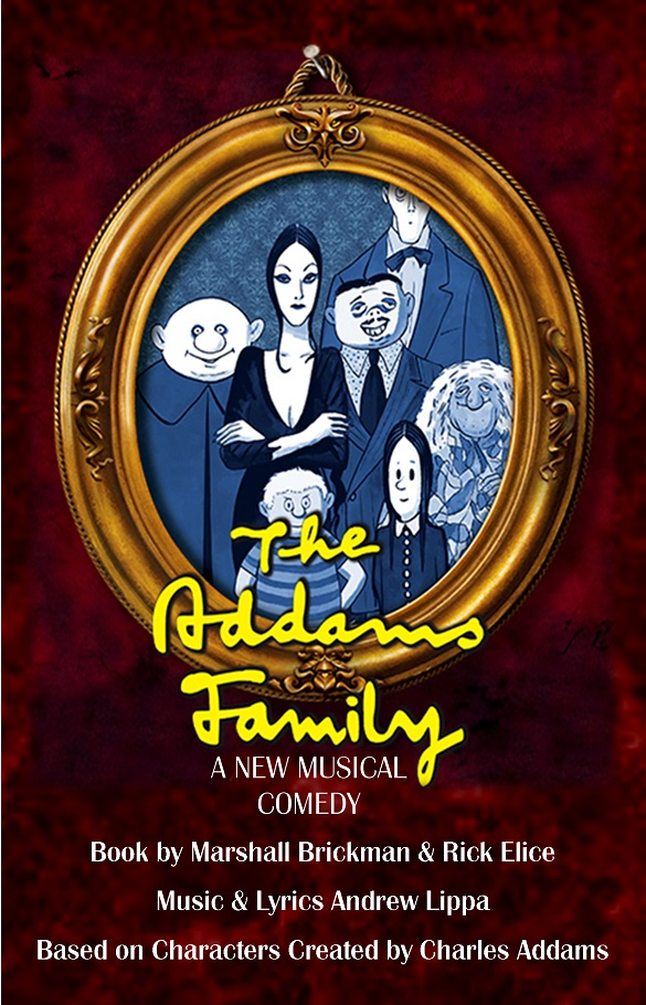 The Addams Family, A New Musical at TWT