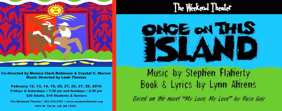 Once On This Island: A Musical