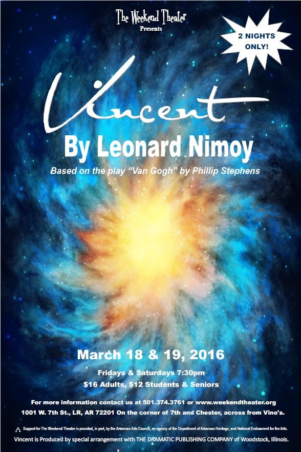 Vincent at TWT Poster
