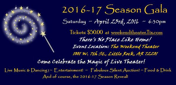 2016-17 Season Gala at TWT