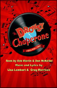 The Drowsy Chaperone at the Weekend Theater
