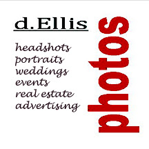 Dale Ellis Photography logo