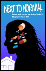 Next To Normal at The Weekend Theater in Little Rock, AR