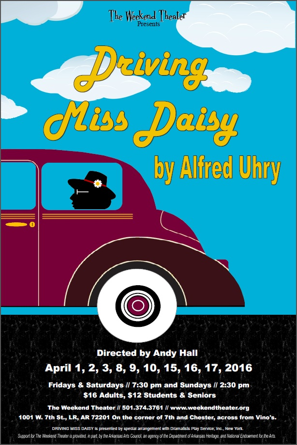 Driving Miss Daisy at TWT
